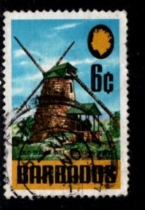 Barbados - #333 Old Sugar Mill - Used