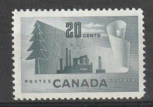 #316 Canada Mint OGLH
