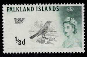 Falkland  Islandss Scott 128 MNH**