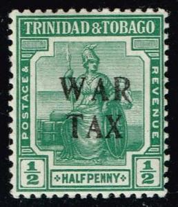 Trinidad & Tobago #MR2 Britannia; Unused (1.50)