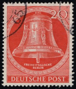 Germany #9N96 Freedom Bell; Used (4Stars)