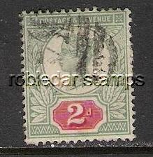 GREAT BRITAIN VICTORIA 113 VFU H1096 B