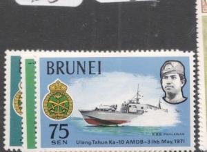 Brunei SG 178-80 MNH (1dfg)