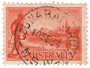 (I.B) Australia Postal : NSW Postmark (Coonabarabran)