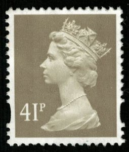 Queen, Great Britain (T-4755)