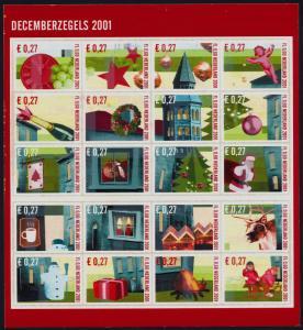 Netherlands 1085 MNH December Stamps