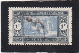 Senegal,  #   114    used