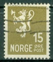 Norway - Scott 117