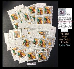 Rwanda Dealer's Lot ~ Sct. 367 ~ 96 tot Cat: $ ~ CLR90569