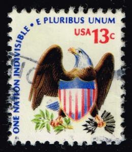 US #1596 Eagle & Shield; Used (0.25)