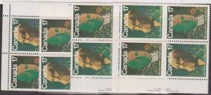 Canada USC #893a Mint MS VF-NH 1981 Botanists (Face Alone $2.72)