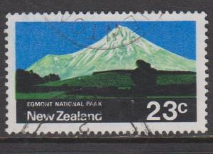 New Zealand Sc#453 Used