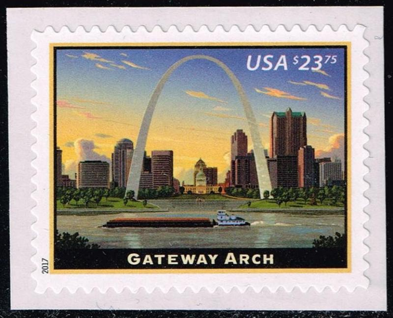 US #5157 Gateway Arch; Unused (47.50)