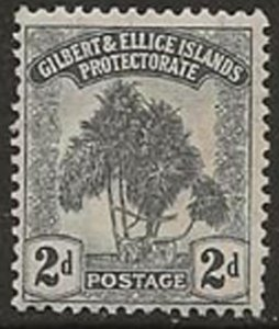 Gilbert & Ellice Islands 10 m