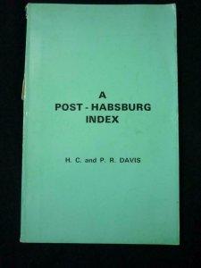 A POST HABSBURG INDEX by HC & PR DAVIS