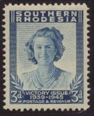 Southern Rhodesia SG 66 SC# 69  MH See scan and details