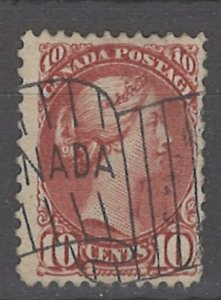 COLLECTION LOT # 3197 CANADA #45 1897 CV=$65