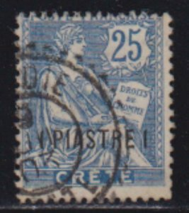 French Crete 1903 SC 16 USED