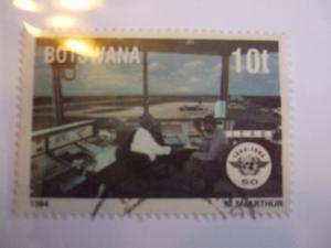 Botswana #566 used