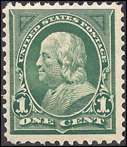 279 Mint,OG,NH... SCV $25.00