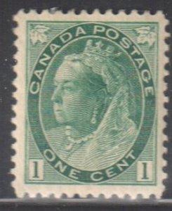 Canada #75 Mint VF LH C$80.00