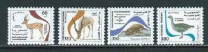 Tunisia 906-9 1986 Animals set MNH