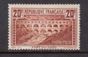 France #253 VF/NH