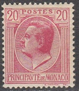 Monaco #68 F-VF Unused (K1001)
