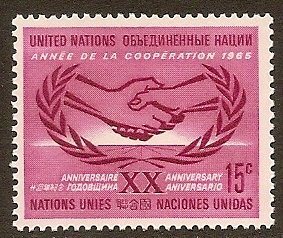 United Nations UN New York Scott # 144 Mint NH. Free shipping with another item.