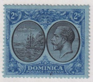 DOMINICA 78  MINT HINGED OG * NO FAULTS VERY FINE!