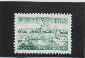 Finland  Scott#  357  MNH  (1958 South Harbor)