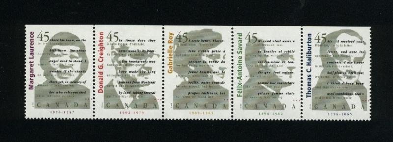 Canada #1626ai  Mint VF NH  1996 PD