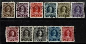Italy 11 Tassa Fissa 1946 Revenues, Hinge Remnant, see notes - S5697