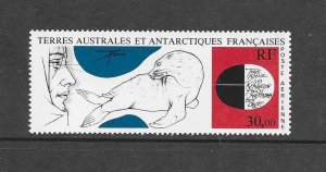 FRENCH SOUTHERN ANTARCTIC TERRITORY #C88  SEAL   MNH