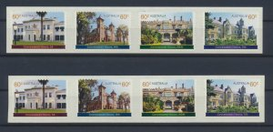 [I724] Australia 2013 Architactures good sets (2) of stamps very fine adhesive