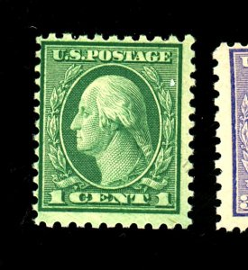 U.S. #542 MINT F-VF OG NH Cat $30