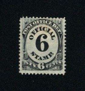 USA #O50 Mint  1873 PD