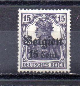 Belgium N16 MH