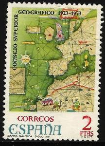 Spain 1974 Scott# 1799 Used