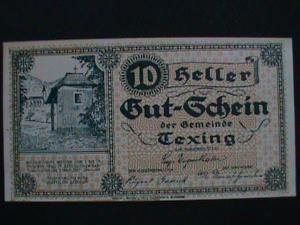 1920 GERMANY ANTIQUE UN-KNOWN SOUVENIR SHEET.#66