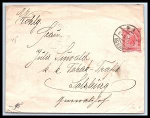 GOLDPATH: AUSTRIA-HUNGARY COVER 1908 _CV34_P9