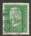 GERMANY 368 VFU O736-3