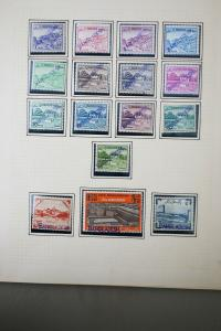 Bangladesh Stamps 325x + mint Overprint on Pakistan Issues NH