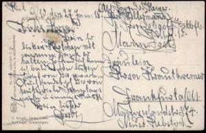 Germany 1918 WWI Navy Torpedoboat SMB10 MSP148 Feldpost Cover Marineschiff 82987