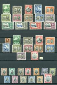 GRENADA : Beautiful collection all Mint OG & VF. Some NH included. SG Cat £235
