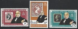 Falkland Islands #291-293 Mint Hinged Full Set of 3