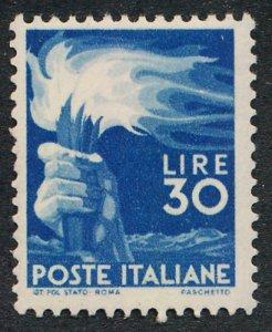ITALY 488 MINT NH