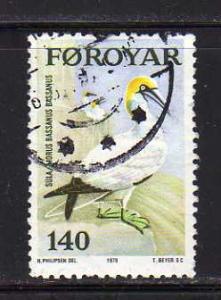 Faroe Islands 36 U Birds, Gannets