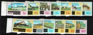 Nevis SC# 100-112, Mint Never Hinged - Lot 022617