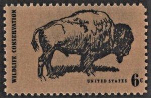US 1392 MNH VF 6 Cent Wildlife Conservation